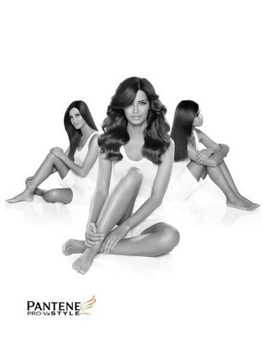Por fin tenemos las imágenes de Sara Carbonero como imagen de Pantene