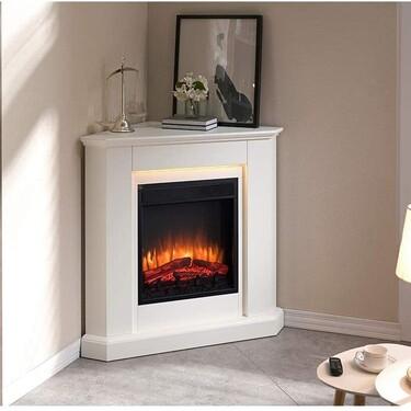 11 chimeneas decorativas (eléctricas) ideales para un confinamiento de invierno (o de otoño...)