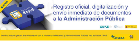 Correos facilita el Registro Electrónico para las Administraciones Públicas para todos