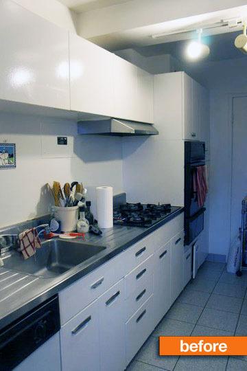 Foto de Antes y después: una cocina inspirada en la decoración marroquí (1/3)