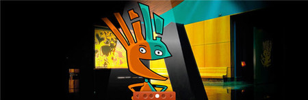 Las actividades del club Llumiq en el Museo Arqueológico de Alicante: aprovechando las vacaciones de Pascua
