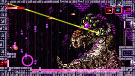 Axiom Verge llega a PS Vita este mes con la opción de cross-buy con PlayStation 4