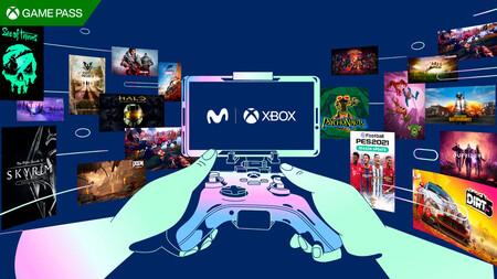 Movistar ofrece a sus clientes una suscripción a Xbox Game Pass Ultimate con 20 GB de datos de regalo