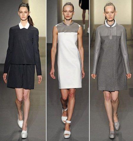 Calvin Klein mod: Tendencias Otoño-Invierno 2011/2012