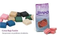 Starpil, la cera depilatoria de baja fusión