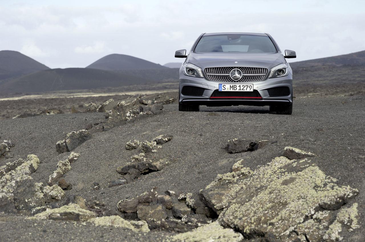 Foto de Mercedes-Benz Clase A 2012 (39/67)
