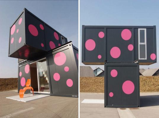 Foto de Casas poco convencionales: Jure Kotnik Arhitekt (4/5)
