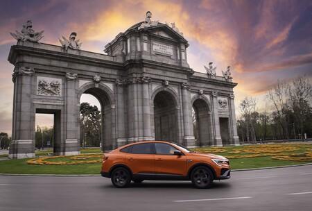 Renault Arkana E Tech 2021 Prueba 023
