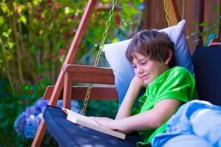 lectura en la infancia