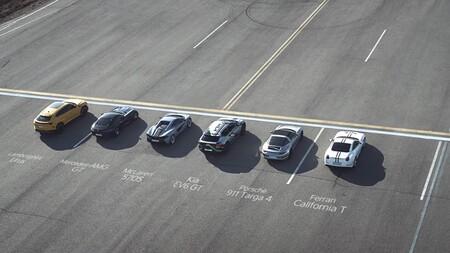 Kia Ev6 Carrera Aceleracion Deportivos