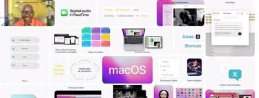 macOS 12 Monterey ya está aquí: requisitos mínimos, equipos compatibles, novedades y cómo actualizar