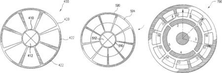 apple patente rueda