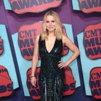 Kristen Bell CMT Music Awards 2014