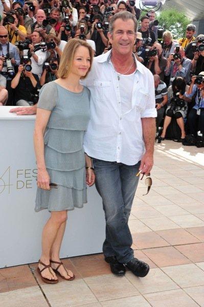 Jodie Foster Cannes