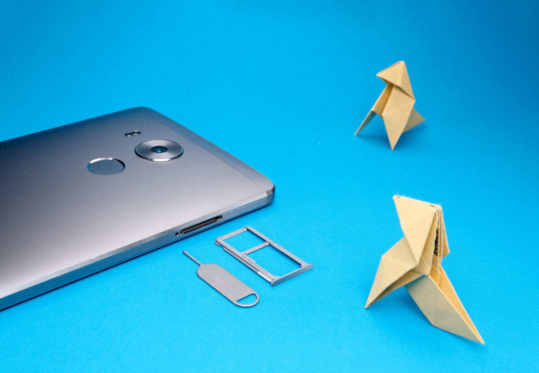Foto de Huawei Mate 8 (3/12)