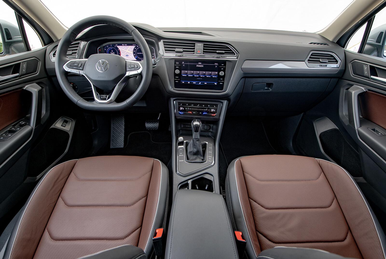 Foto de Volkswagen Tiguan 2022 (lanzamiento) (13/22)
