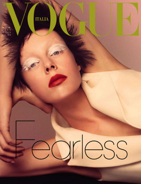 Vogue IT Edie Campbell