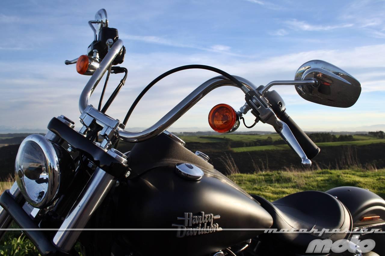 Foto de Harley Davidson DYNA Street Bob, prueba (valoración, ficha técnica y galería) (23/35)