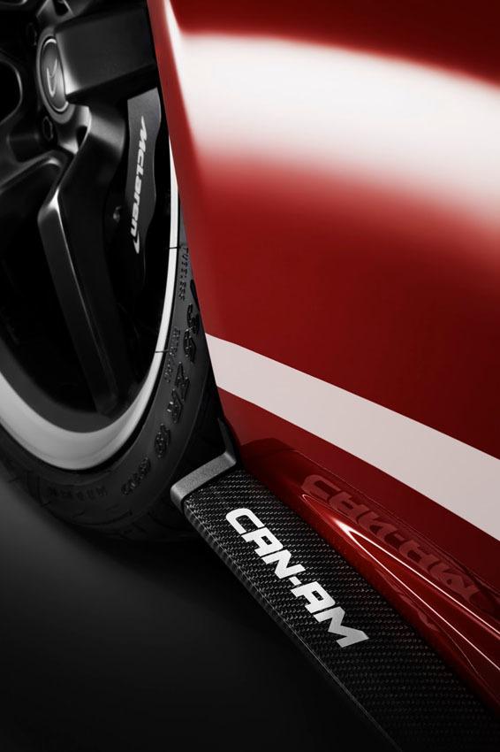 Foto de McLaren 650S Spider Can-Am (10/14)