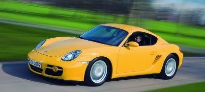 Porsche Cayman, por menos de 50.000 €