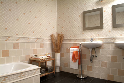 No te gustan tus azulejos cinco soluciones sin - Revestimiento paredes cocina sin obra ...