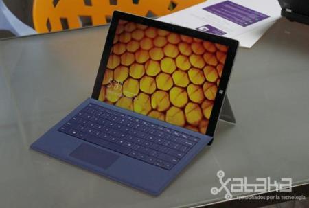 Microsoft Surface Pro 3, toma de contacto (con vídeo)