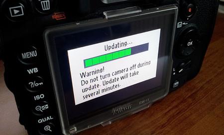Nikon actualiza el firmware de sus cámaras réflex