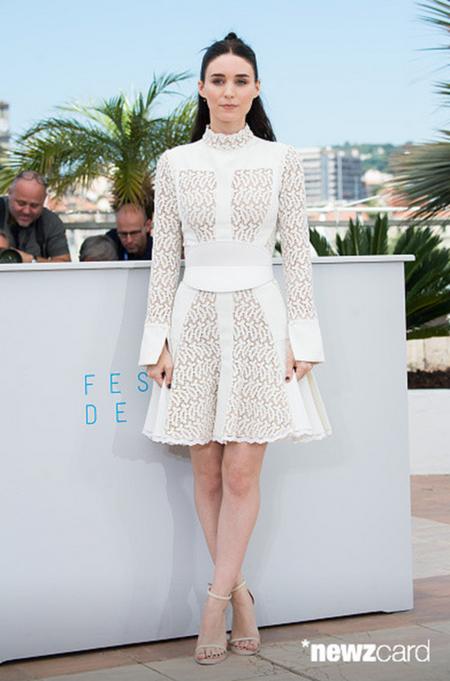 Cate Blanchett Rooney Mara Photocall Carol Cannes 2015 1