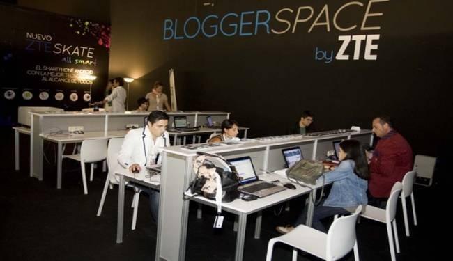 espacio blogger