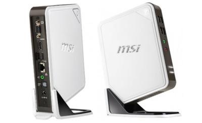 MSI Windbox DC110, mínimo consumo y bajo precio en pequeño formato