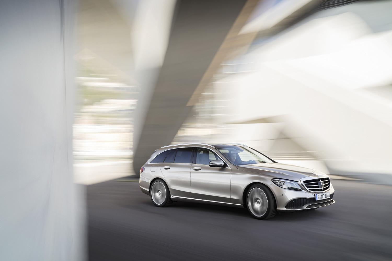 Foto de Mercedes-Benz Clase C 2018 (4/23)