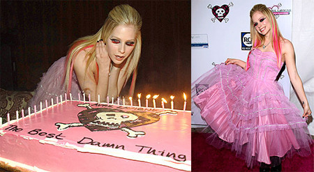 Avril Lavigne ¿princesa punk?