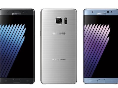 Samsung compartiría la razón detrás del problema del Note 7 este mes