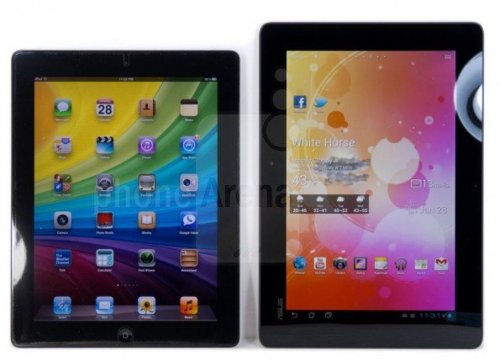 ASUSTransformerPrimevs.iPad2:lasmejorestabletsfrenteafrente[envídeo]