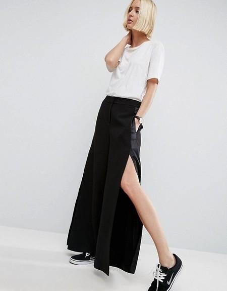 slide slit pantalones aberturas street style shopping