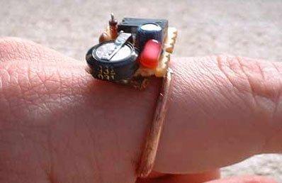 Hazlo tú mismo: tu anillo detector de WiFi