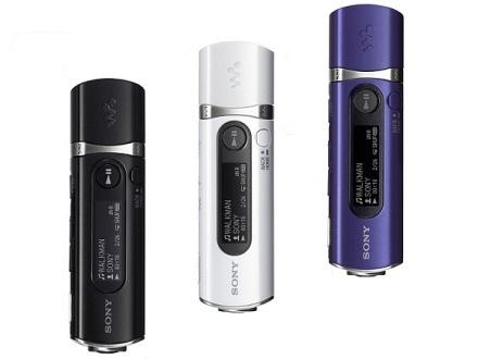 Nuevos Walkman de Sony