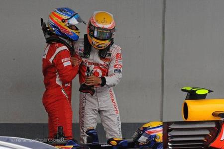 Mi Gran Premio de Alemania 2011: Red Bull esconde las alas