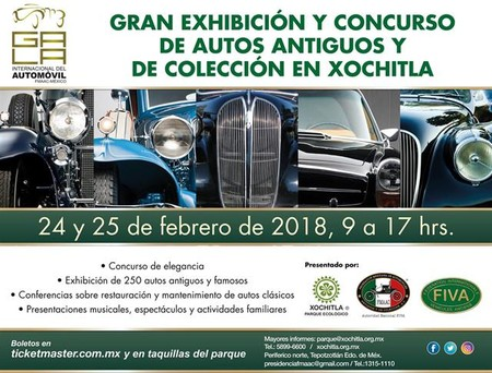 Eventos De Autos Clasicos 2018 2