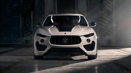 Maserati Levante Esteso V2 By Novitec 8