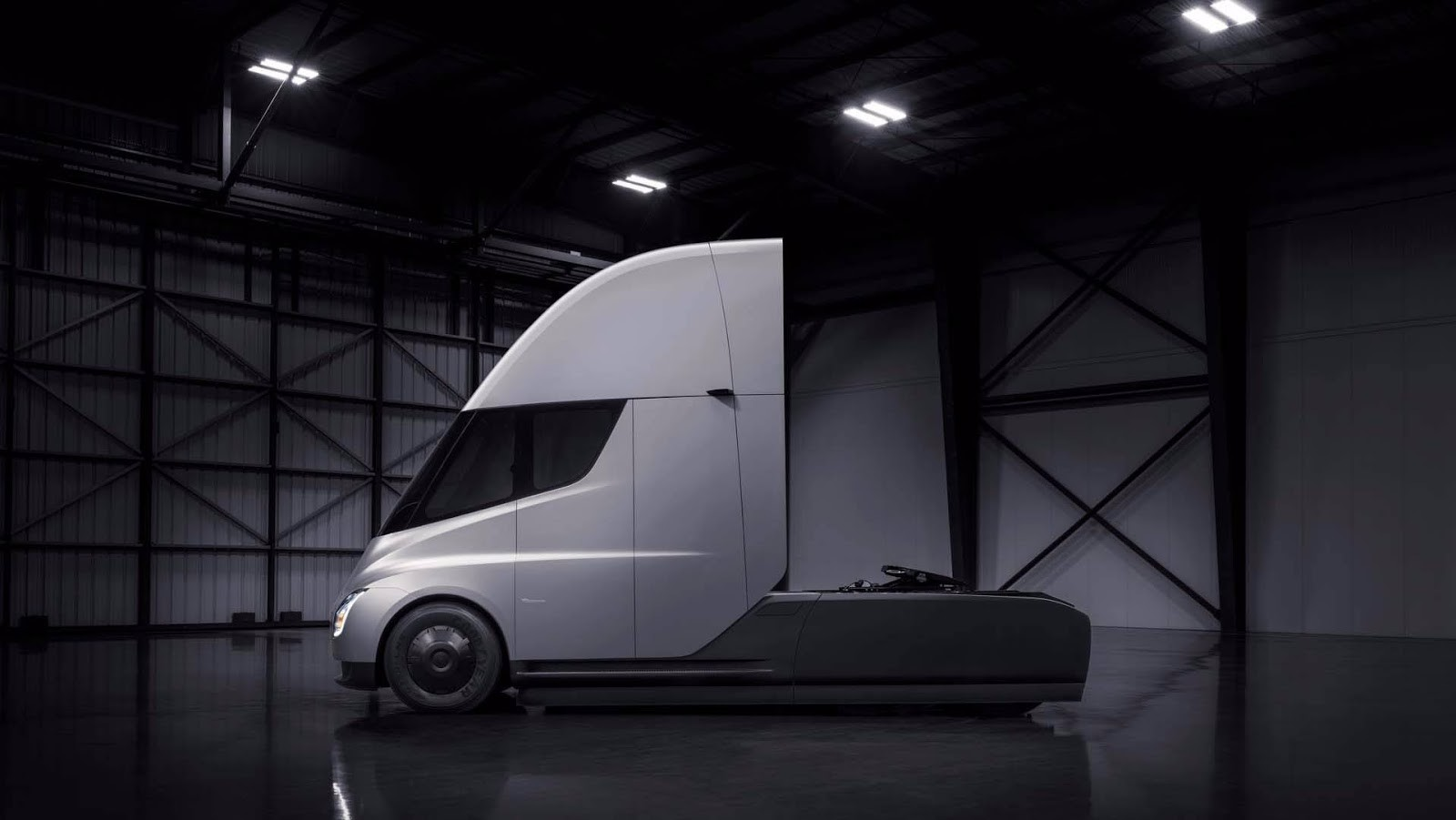 Foto de Tesla Semi (4/9)