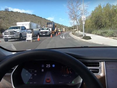 El Autopilot de Tesla comienza a recopilar vídeos de las cámaras del Model 3 mientras Musk traza su plan maestro