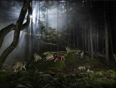 Descubriendo fotógrafos: Drew Gardner, al límite de lo surrealista