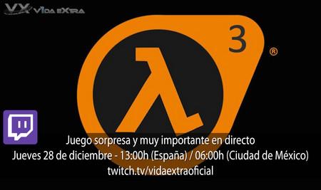Streaming sorpresa de un juego ¡MUY importante! a las 13:00h (las 06:00h en Ciudad de México) [finalizado]
