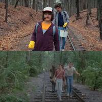 El vídeo que disecciona todas las referencias de Stranger Things 2 a las películas de los ochenta