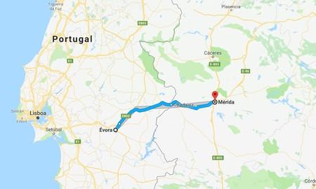 Corredor Espana Portugal 2