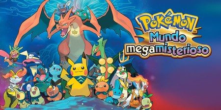Pokemon Mundo Megamisterioso