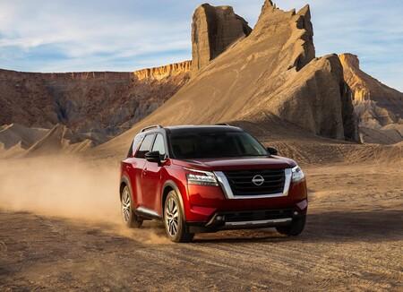 Nissan Pathfinder 2022: adiós a la caja CVT, más equipo de seguridad y un look más atrevido