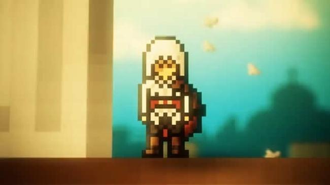 Assassins Creed 8bit