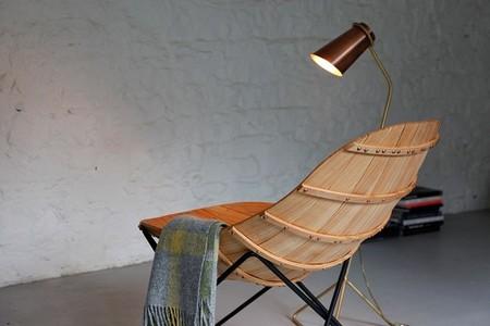 ¿Te gusta el mar? Hazte con esta silla con forma de barca